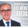 Livre Arnaud Marion