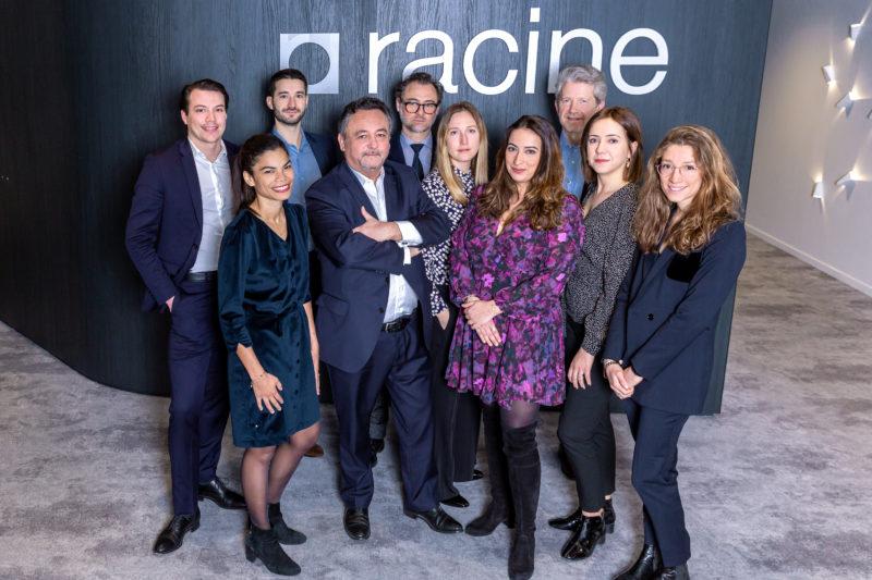 Racine avocats restructuring